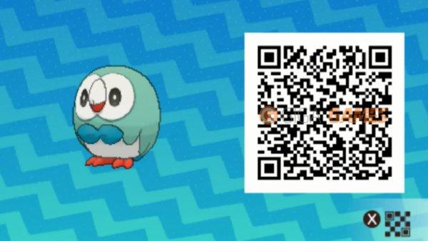 Pokémon Ultrasonne Und Ultramond Qr Codes Für Alle Pokémon