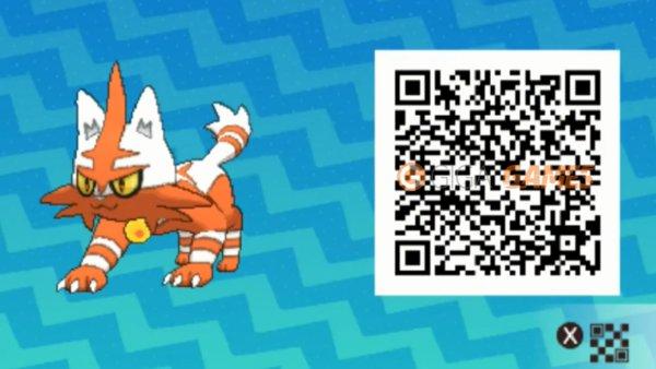 Pokémon Ultrasonne und Ultramond: QR-Codes für alle Pokémon