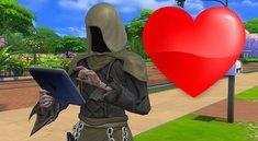 Die Sims 4: So süß ist der Sensenmann wirklich