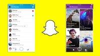 Das neue Snapchat lässt Facebook ganz alt aussehen