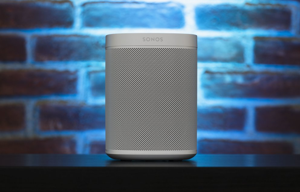 SonosOne,Lautsprecher,Alexa,Multiroom,Front3