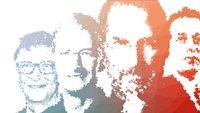 Wer hat's gesagt: Steve Jobs, Elon Musk, Bill Gates oder Tim Cook?