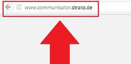 Strato Communicator Login: So geht's