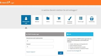 Strato Communicator Login: So geht's