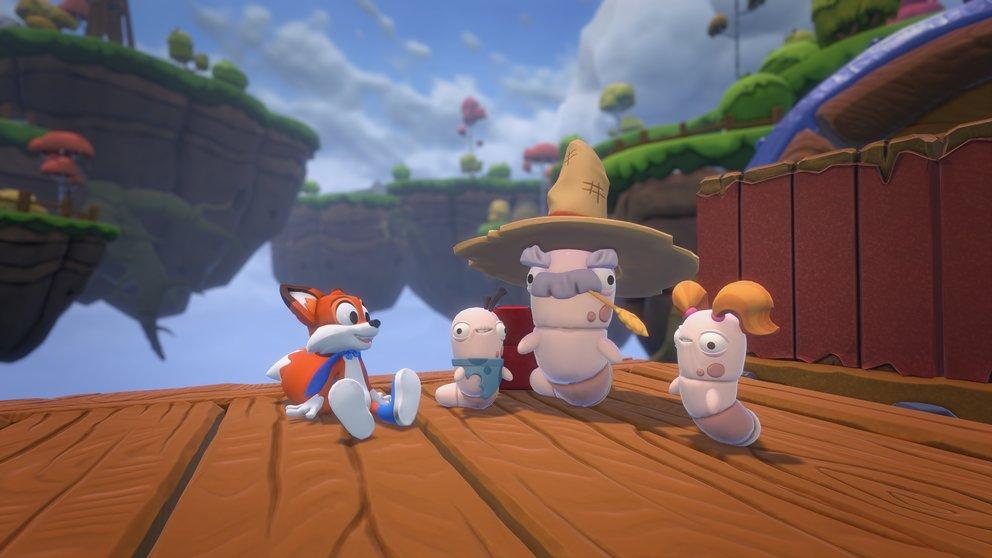 Die Charaktere in Super Lucky's Tale sehen nicht nur zum Schreien aus, sie haben auch so manche kuriose Eigenschaften.