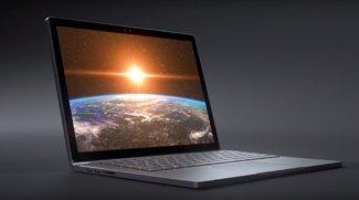 Surface Book 2: Gamer sollten sich den Laptop aufgrund des Akkus nicht zulegen