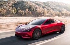 Tesla Roadster: Porsche und...