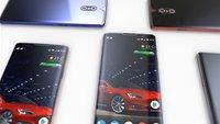 Tesla-Smartphone: So verführerisch könnte es aussehen
