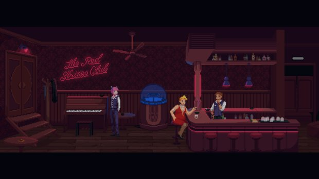 The Red Strings Club: Rette die Welt als therapierender Barkeeper