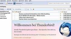 Top-Download der Woche 48/2017: Mozilla Thunderbird