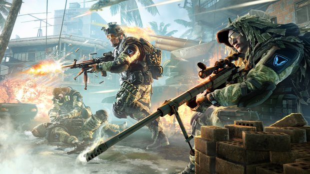 Warface: Battle-Royale-Modus erweitert den Crytek-Shooter