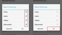 WhatsApp: Automatischen Medien-Download deaktivieren