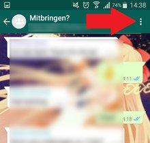 WhatsApp-Gruppen-Admin bestimmen