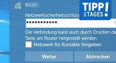 Windows 10: WLAN-Passwort anzeigen – so geht's