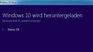 Windows 10 herunterladen – so funktioniert's