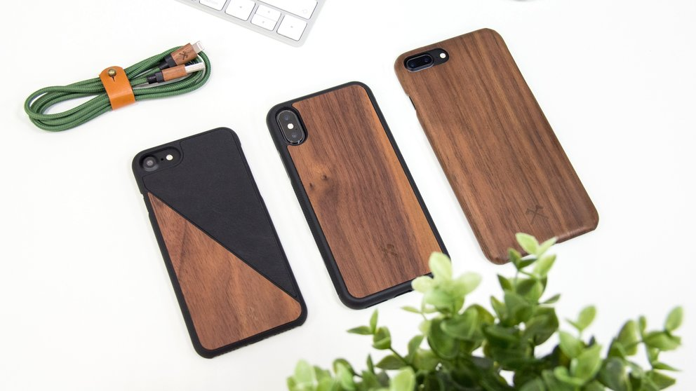 Black Friday Deal: 30 % Rabatt auf edle Holz-Accessoires für Apple-Produkte