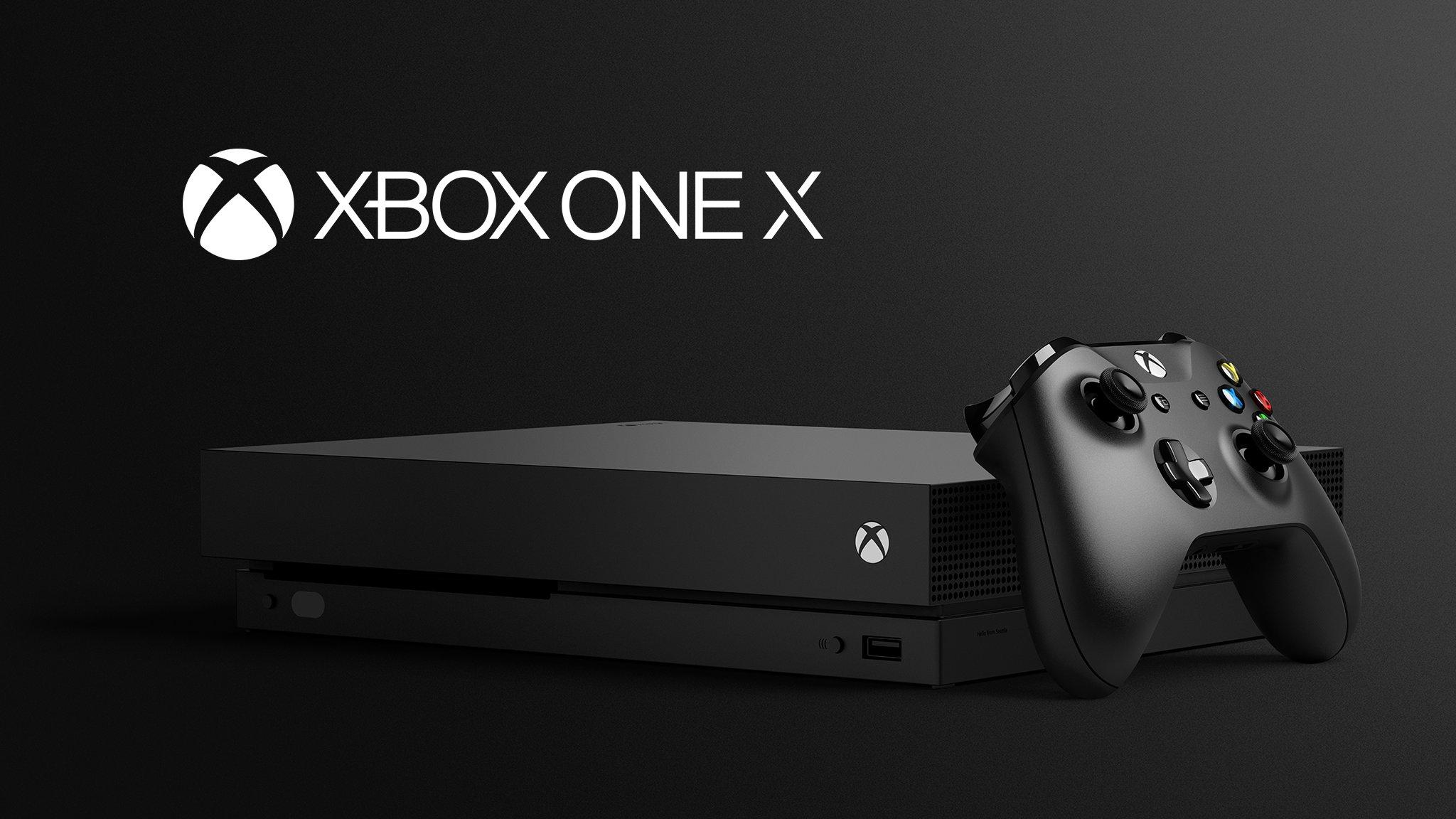 Xbox One X Lohnt Sich Microsofts Powerkonsole Giga