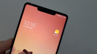 "iPhone X: Dreister Android-Hersteller kopiert den ""Notch"""