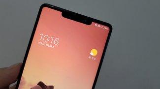 """iPhone X: Dreister Android-Hersteller kopiert den """"Notch"""""""