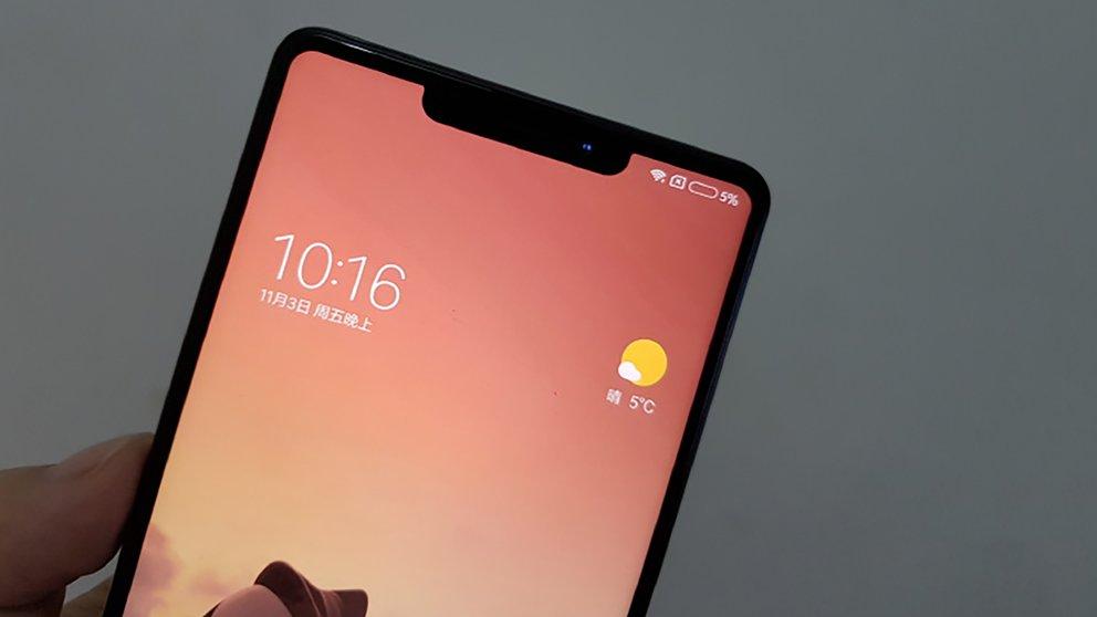 Xiaomi Mi 7 mit Face ID: Endlich ein echter iPhone-X-Konkurrent?