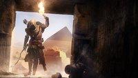 Assassin's Creed Origins: Entwickler waren schneller als Archäologen