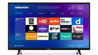 Aldi-Fernseher: Medion Life X17038 mit 4K für 379 Euro – lohnt sich der Kauf?