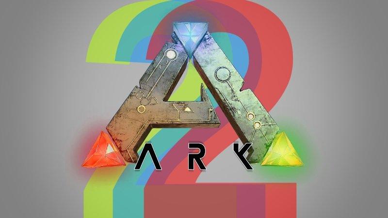 Hey Studio Wildcard, wenn ihr ein Logo für das Sequel braucht - wir haben da schon mal was farbenfrohes vorbereitet.