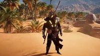 Assassin's Creed - Origins: Isu-Rüstung und bestes Outfit freischalten