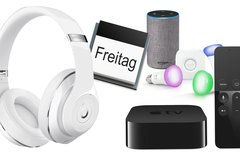 Apple-Deals zum Black Friday:...