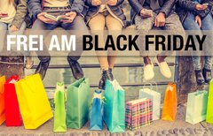 Arbeitsfrei am Black Friday?...