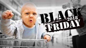 Black Friday 2018 in Deutschland bei Amazon, Apple und Co: Angebote und alle Infos