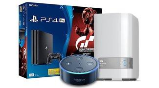 Amazon: Cyber Monday-Woche mit Amazon Echo Dot, Playstation 4, WD NAS und mehr