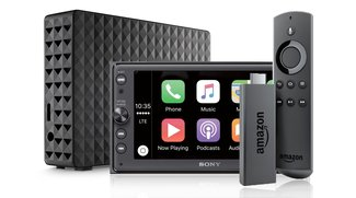 Amazon: Cyber Monday Woche mit Amazon Fire TV Stick, Apple Car Play System, Seagate Festplatten