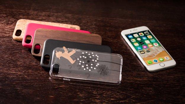 Schicke Cases für iPhone 8 und iPhone 7