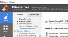 CCleaner in Windows 10 installieren & nutzen (Anleitung)