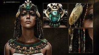 Kleopatra aus Assassin's Creed Origins sorgt für große Diskussionen