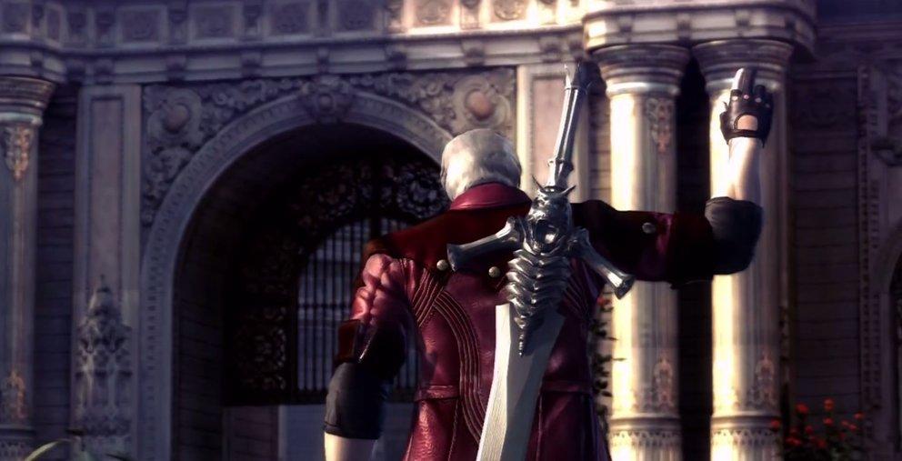 """Nero: """"Werden wir uns wiedersehen?"""" Dante: Handbewegung und tschöö!"""