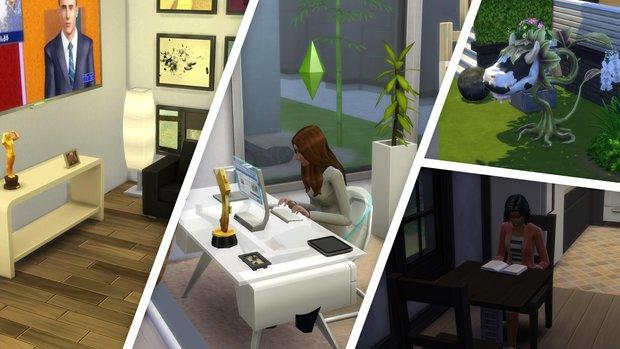 Die Sims 4: Alle Trophäen und Erfolge – Leitfaden für 100%