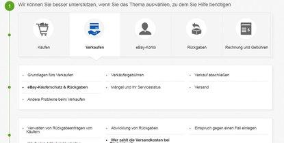 Ebay Hotline Kontakt Zum Kundenservice Aufnehmen So Geht S