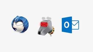 Die besten E-Mail-Programme & Outlook-Alternativen (für Windows 10 / Android)
