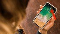 iPhone X: Face ID erfüllt wichtige Grundfunktion bald endlich