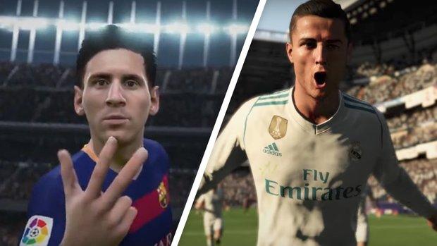 FIFA: Die besten Spieler aller Zeiten auf allen Positionen