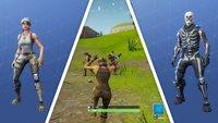 Fortnite - Battle Royale: Charakter ändern und anpassen - so geht's
