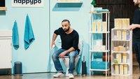 """HappyPo aus """"Die Höhle der Löwen"""": Po-Dusche für eine Welt ohne Klopapier"""
