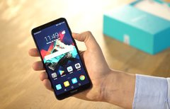 Honor 7X im Hands-On-Video:...