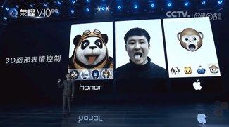 Animojis: Huawei zeigt Apple, wie es richtig geht