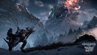 Horizon - Zero Dawn: Der Frozen Wilds-DLC hat den Umfang eines kompletten Spiels