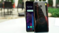 HTC U11 Plus im Hands-On-Video: Die halbtransparente Schönheit