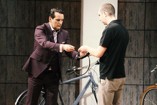 """I Lock It aus """"Die Höhle der Löwen"""": Automatisches Fahrradschloss"""