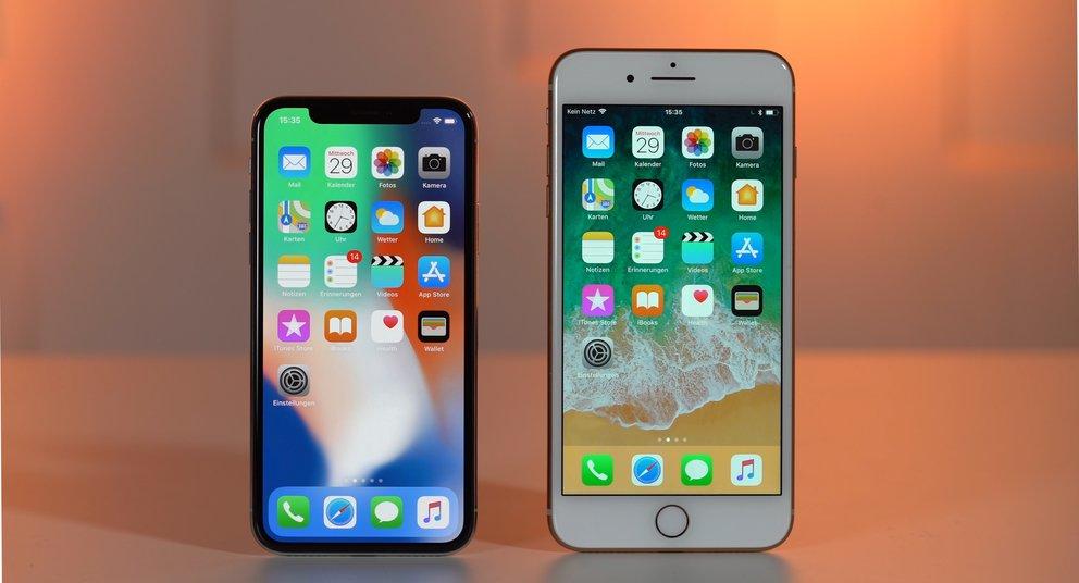 iPhone X und 8: Vorsicht bei Displaytausch in unabhängigen Werkstätten